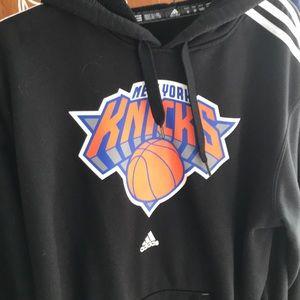 Adidas New York knicks hoodie